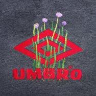 James Merry Umbor Logo Embroidery